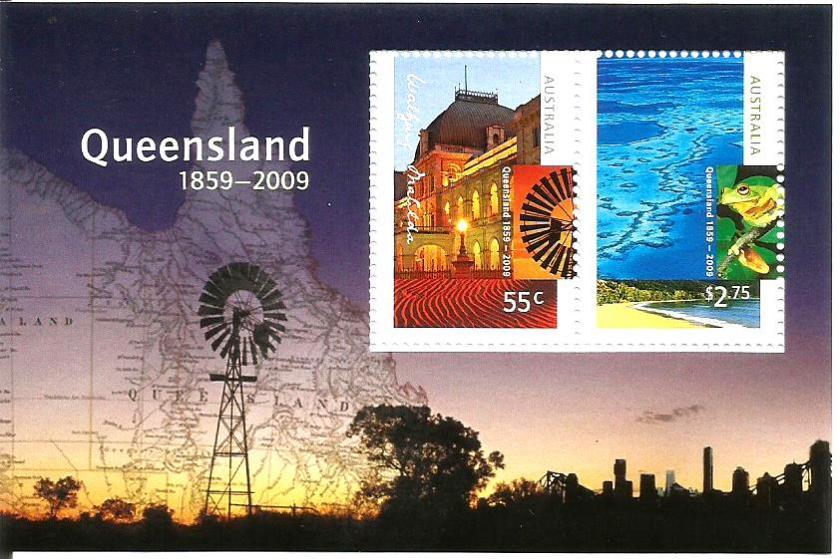 AUSTRALIA MS QUEENSLAND
