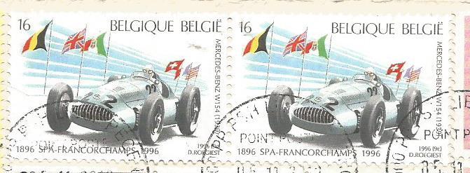 BELGIUM CAR RACING