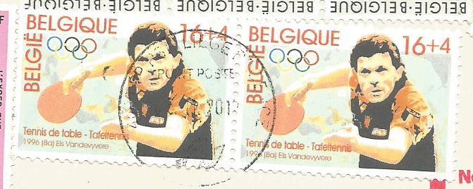 BELGIUM OLYMPICS TT