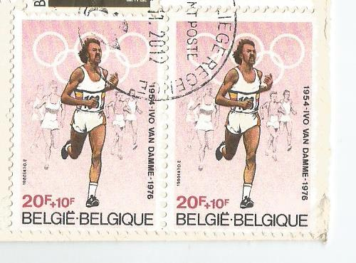 BELGIUM VAN DAMME ATHLETICS
