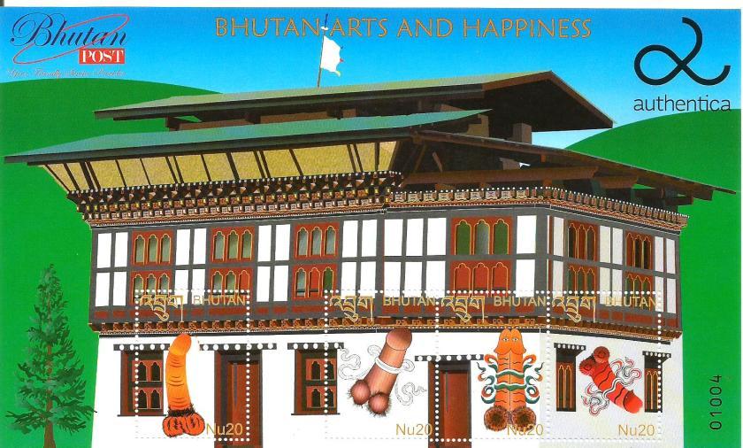 BHUTAN MS ARTS & HAPPINESS