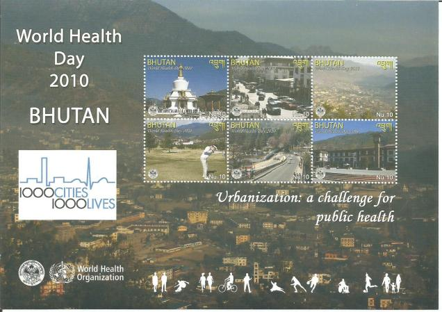 BHUTAN MS WORLD HEALTH DAY