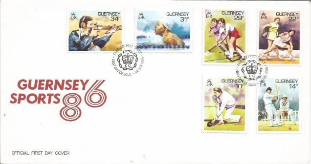 GUERNSEY 86 SPORTS