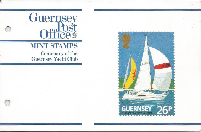 GUERNSEY SAILING PP FRONT