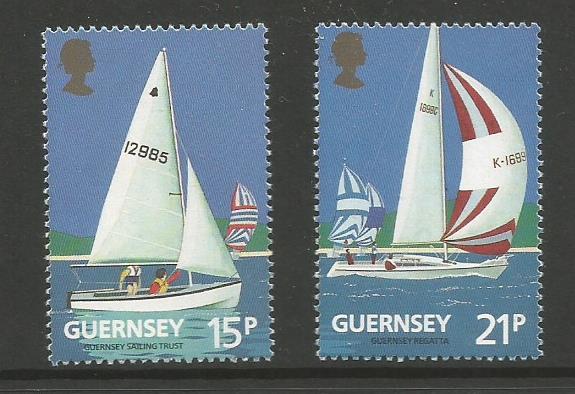 GUERNSEY YACHT 2V