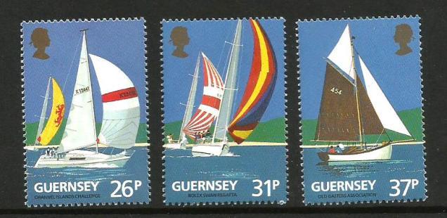 GUERNSEY YACHT 3V