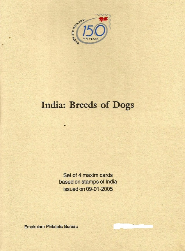 INDIA MC DOGS F CVR