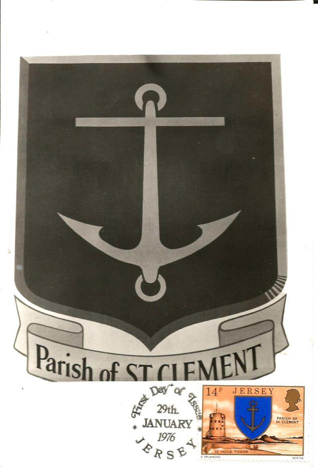 JERSEY MC ST CLEMENT