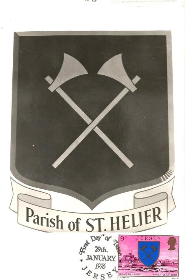 JERSEY MC ST HELIER