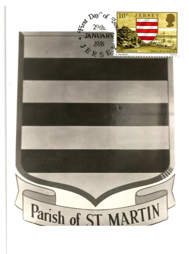 JERSEY MC ST MARTIN