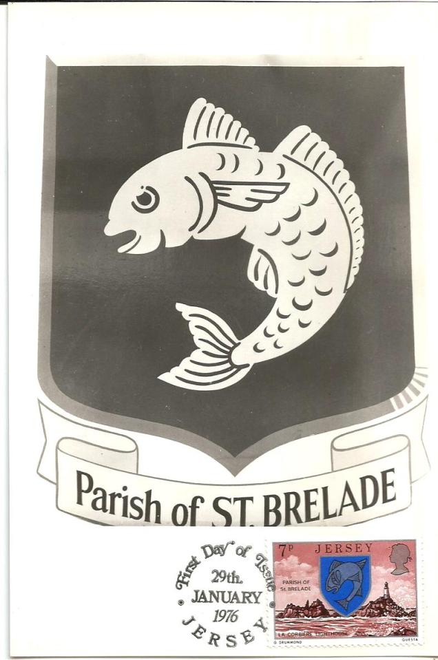 JERSEY PARISHES ST BRELADE