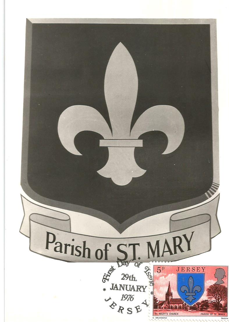 JERSEY PARISHES ST MARY