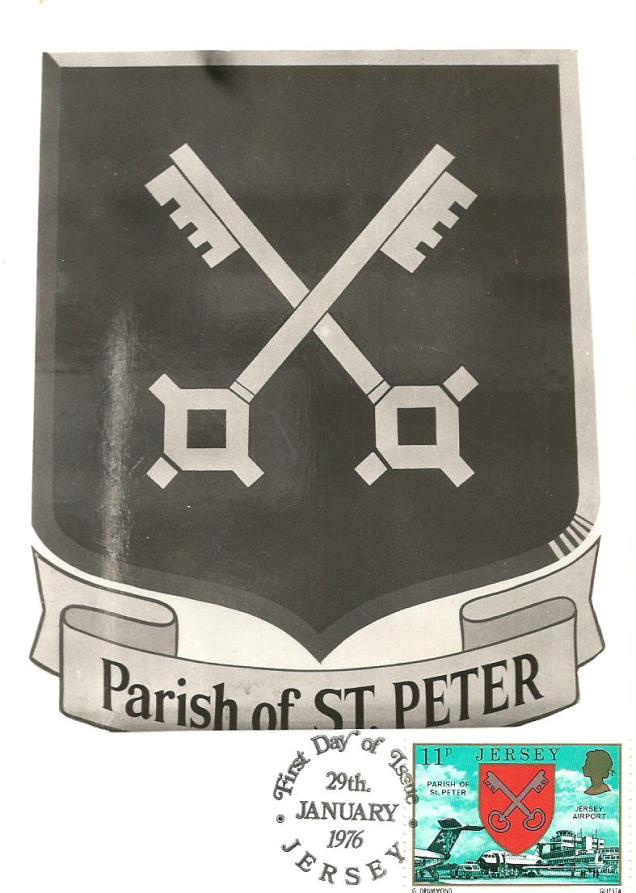 JERSEY PARISHES ST PETER