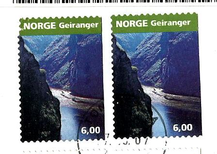NORWAY GORGE SCENE