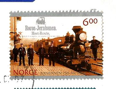 NORWAY RAILWAYS
