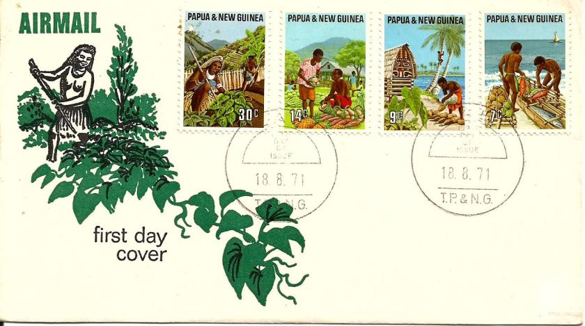 PNG FDC 2