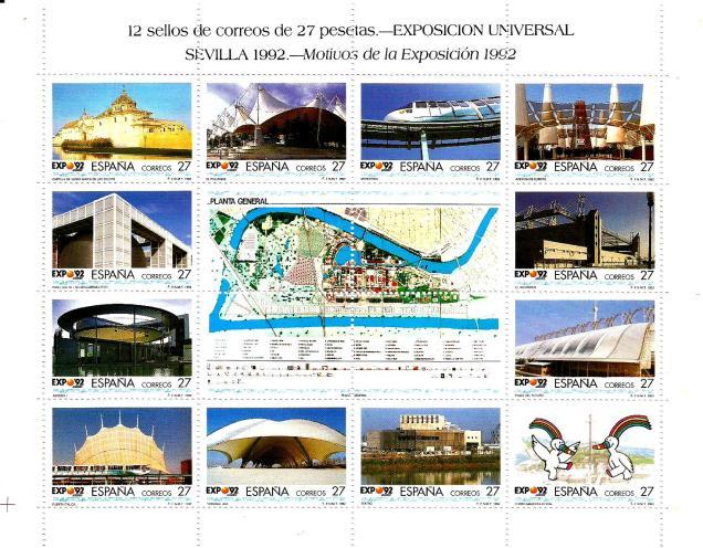 SPAIN EXPO 92 -2