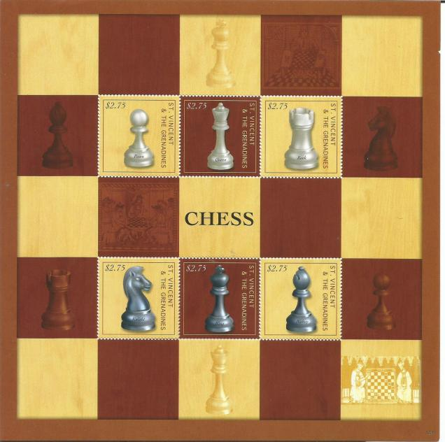 ST VINCENT CHESS