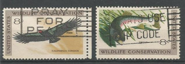USA WILDLIFE CONS