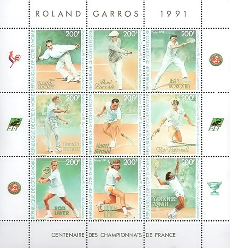 1991 french open mens winners