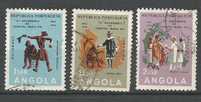 ANGOLA HOSPITAL