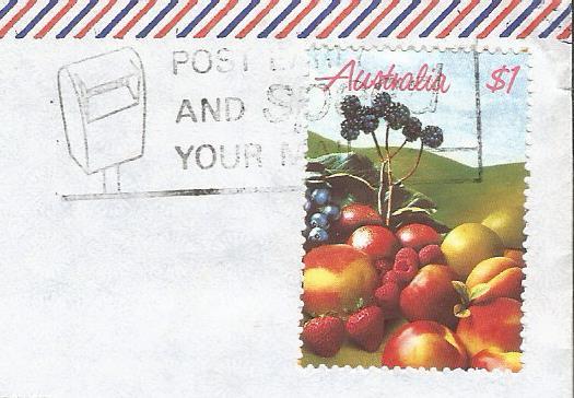 AUSTRALIA 87 BERRIES