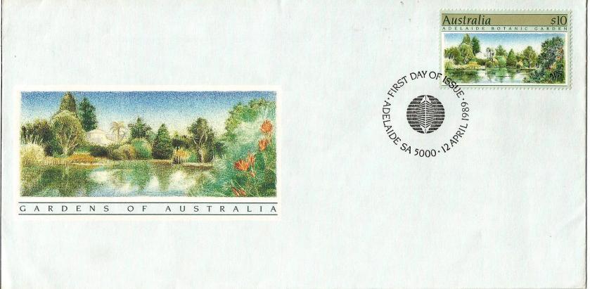 AUSTRALIA ADELAIDE PARK