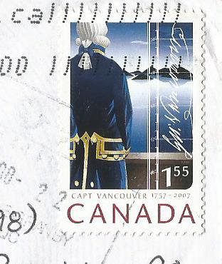 CANADA CAPT VANCOUVER