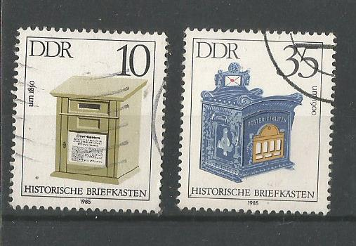 GDR LETTERBOXES