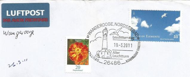 GERMANY ALTER LIGHTHOUSE