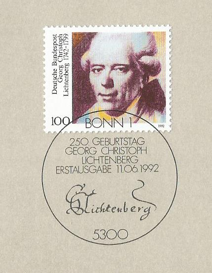 GERMANY FDI 1992 GEORG CHRISTOPH