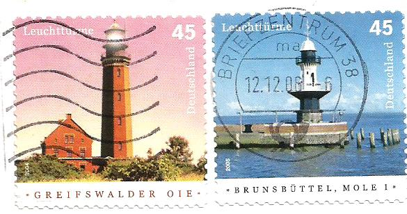 GERMANY LIGHT HOUSES