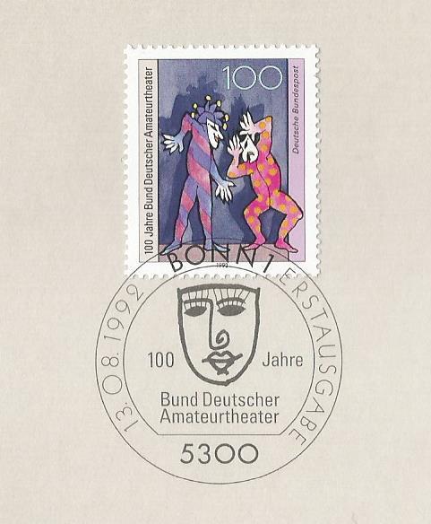 GERMANY THEATRE 1992