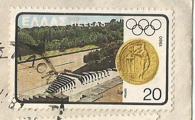 GREECE OLYMPICS