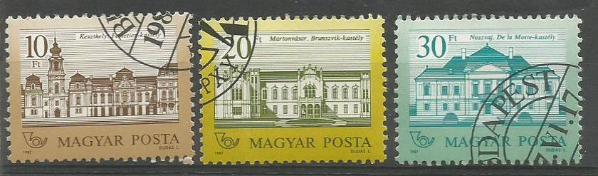 HUNGARY CASTLES 87 2