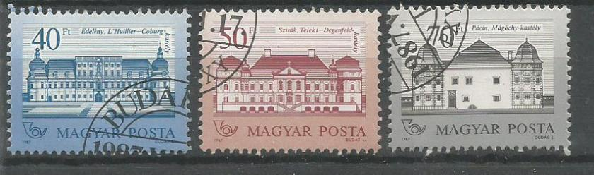 HUNGARY CASTLES 87