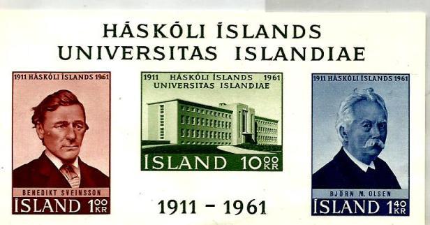 ICELAND MS UNIVERSITY