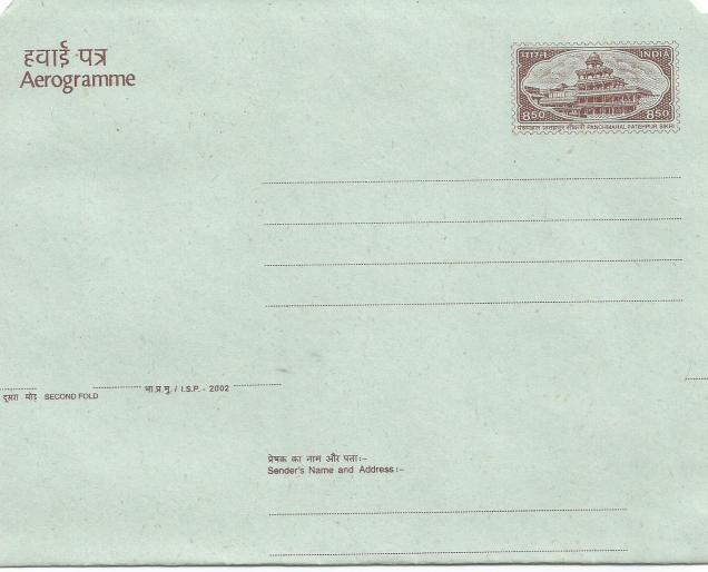 INDIA AERO F SIKRI