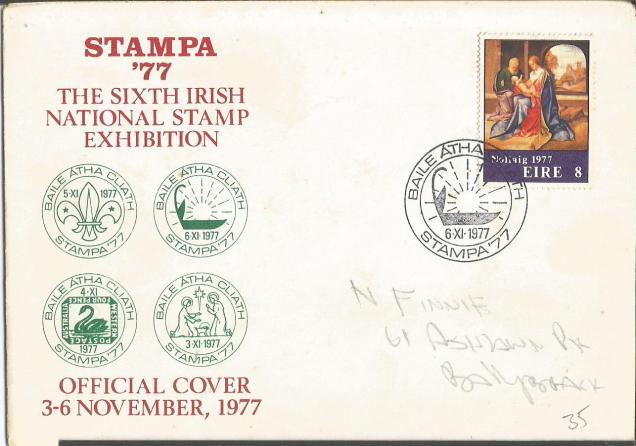 IRELAND CVR STAMPA 77