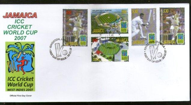 JAMAICA 2007 WC