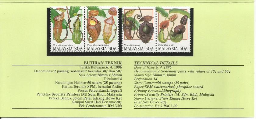 MALAYSIA PITCHER PLANTS