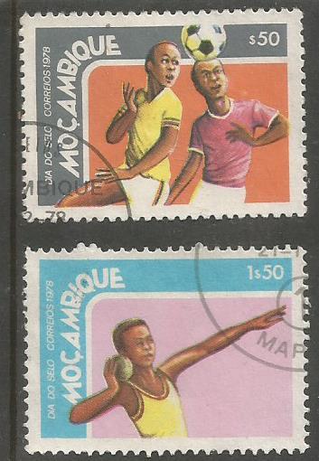 MOZAMBIQUE SPORTS