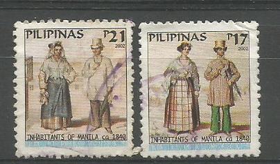PHILIPPINES COSTUMES