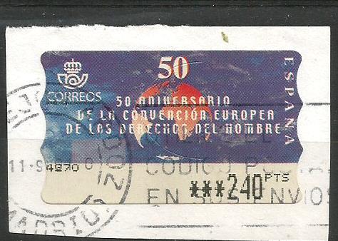 SPAIN ATM
