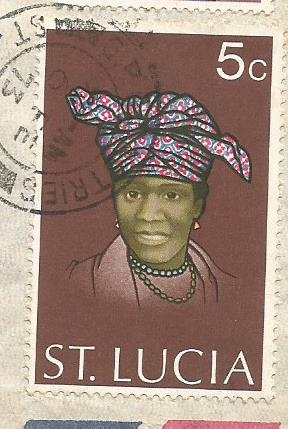 ST LUCIA WOMEN HEADGEAR