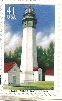 USA 2007 -LIGHT HOUSES 41C