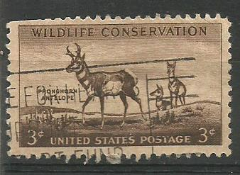 USA WILDLIFE CONSERVATION 3C