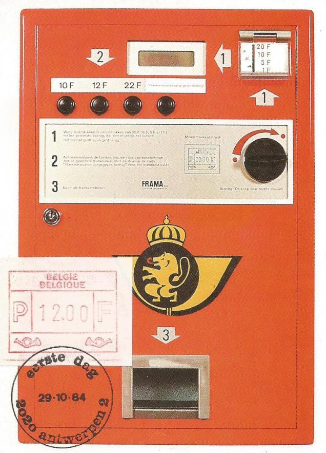 BELGIUM ATM MC2