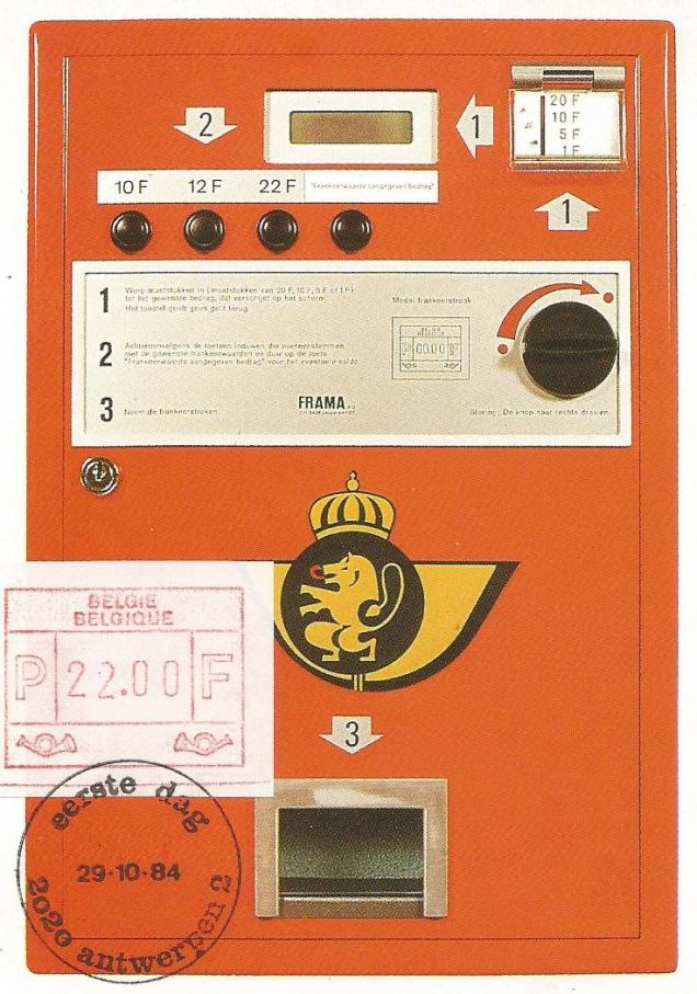 BELGIUM ATM MC3