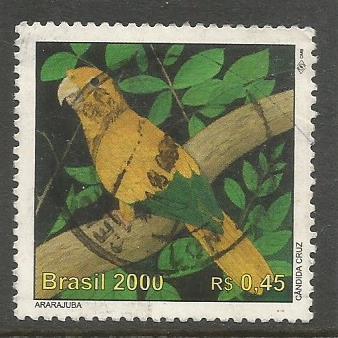 BRAZIL 2001 BIRD